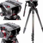 Manfrotto 536 + 509hdv