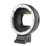 Commlite EF-mount to E-mount