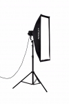 BOWENS MOUNT ASYMMETRIC SOFTBOX 45x110CM