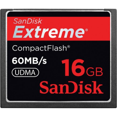 SanDisk 16GB Compact Flash