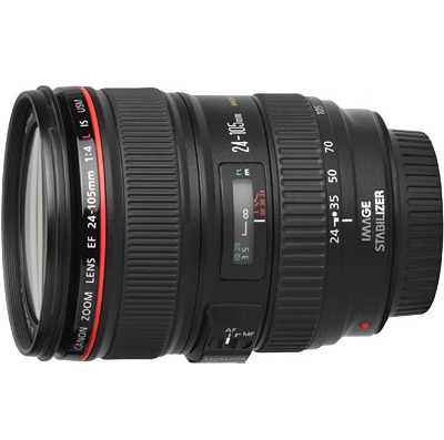 Canon 24-105mm ƒ/4 L IS