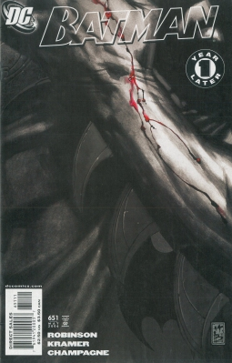 DC - Batman Vol. 651